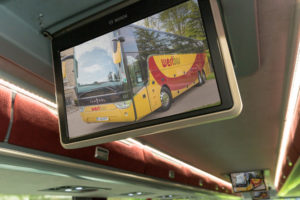 Westbus Executive Coach Monitor