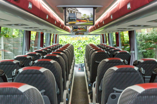 Westbus Executive Coach Ultimate Seat Aisle
