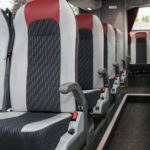 Westbus Executive Coach Ultimate Rear Seats