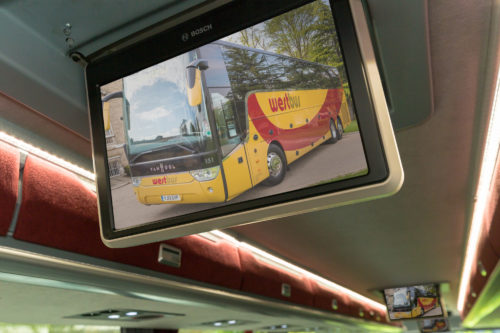 Westbus Executive Coach Ultimate Monitor