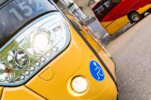 Westbus Executive Double Decker Headlight