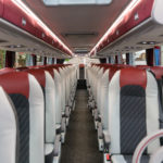 Westbus Executive Double Decker Seat Aisle