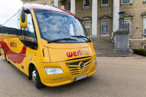 Westbus Mini Coach Exterior