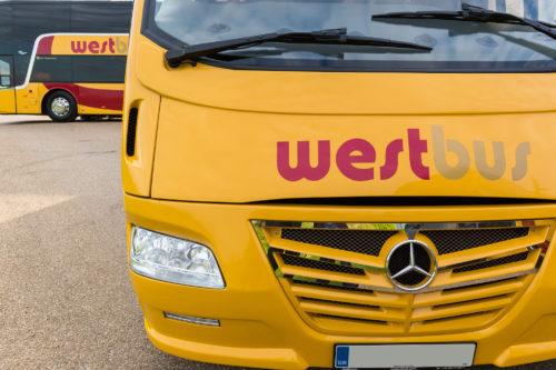 Westbus Mini Coach Bumper