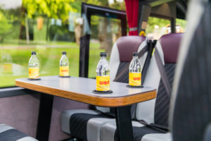Westbus Mini Coach Interior Table